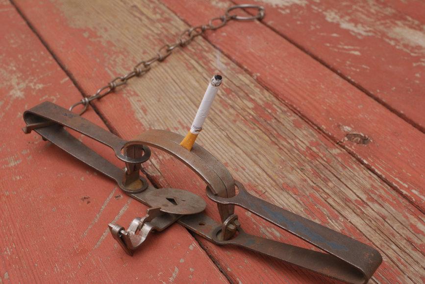 Rūkymo spąstai ir vilionės