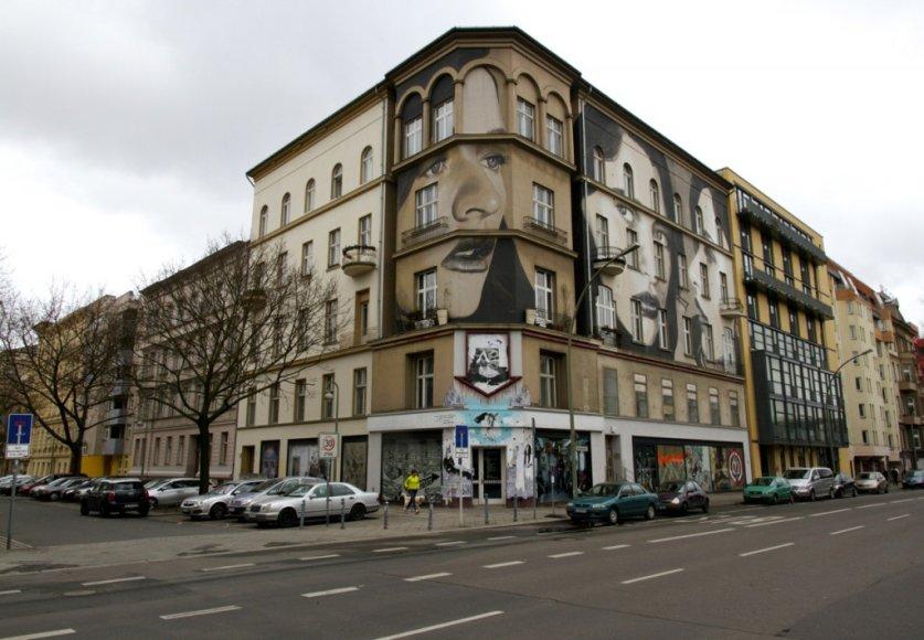 "Festivaliu ""Vilnius Street Art"" susidomėjo meno platforma iš Berlyno"