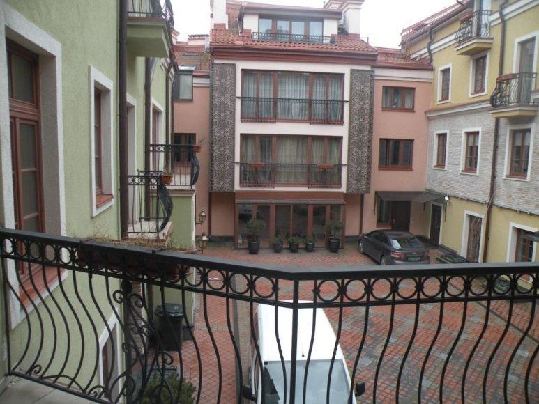 Snoro apartmentai