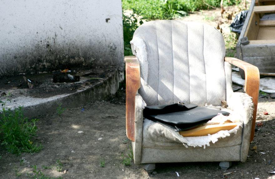 Pasenęs fotelis