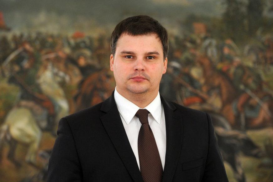 Viceministras Marijus Velička