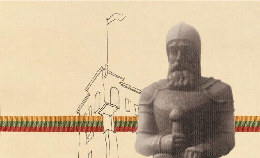 Kario skulptūros atstatymui jau paaukota daugiau nei 10 tūkst. Lt