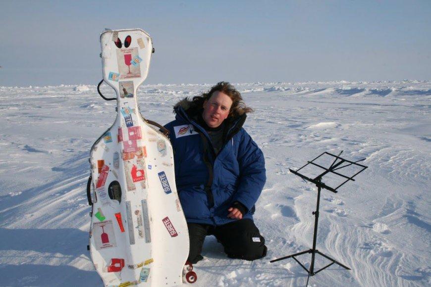 Denis Shapovalov North Pole