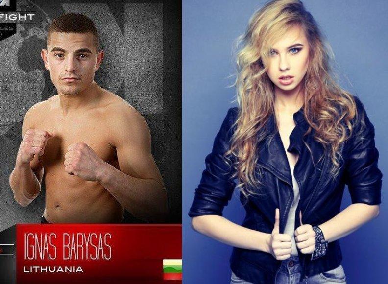 Ignas Barysas ir Simona Milinytė