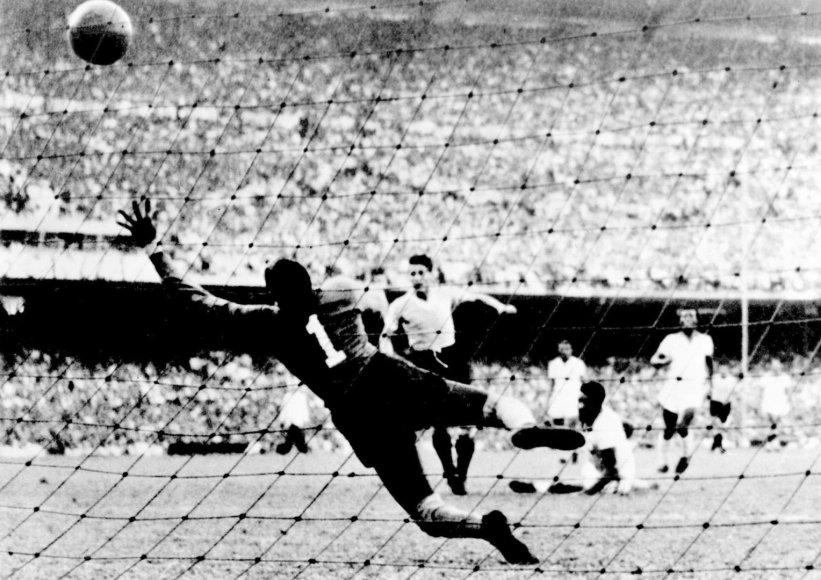 Urugvajus – Brazilija 1950 metų pasaulio čempionate