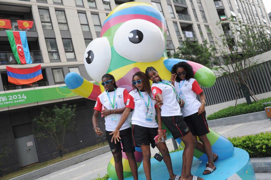 Nandzinge savaitgalį prasideda jaunimo vasaros olimpiada