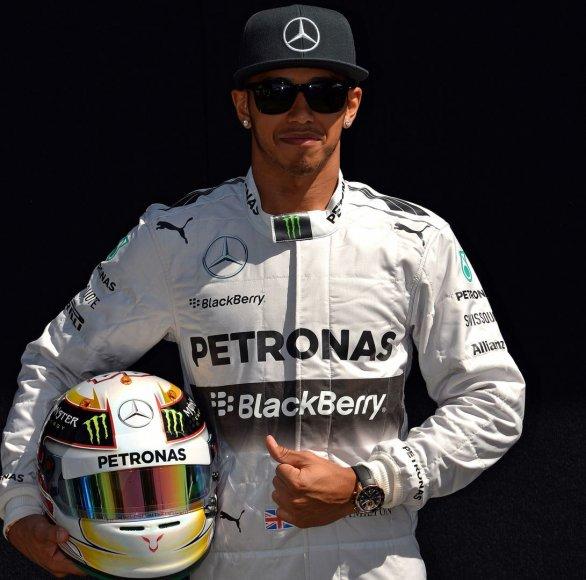 Lewis Hamiltonas