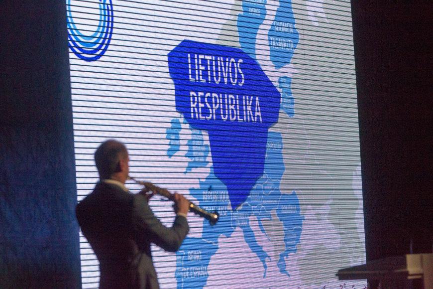 """3-iasis Rytų partnerystės viršūnių susitikimas """"Litexpo"""" parodų rūmuose Vilniuje"""