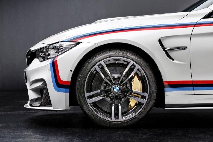 """BMW M Performance"" aksesuarai"