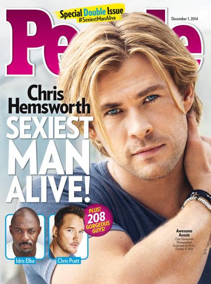 Chrisas Hemsworthas