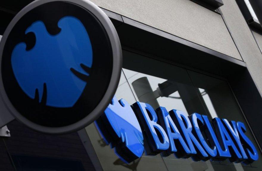 """Didžiosios Britanijos bankas """"Barclays"""""""