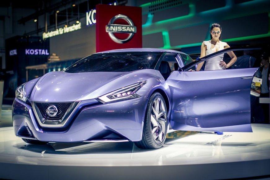 """Nissan Friend-Me"" konceptas"