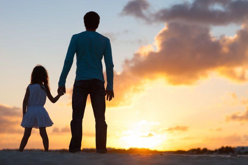 Tėvas ir dukra