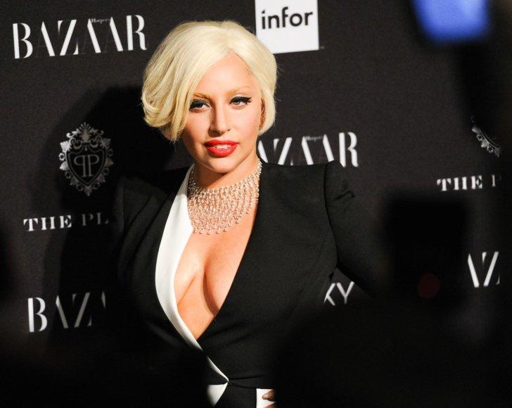 8 vieta – 28-erių Lady Gaga (33 mln. JAV dolerių)