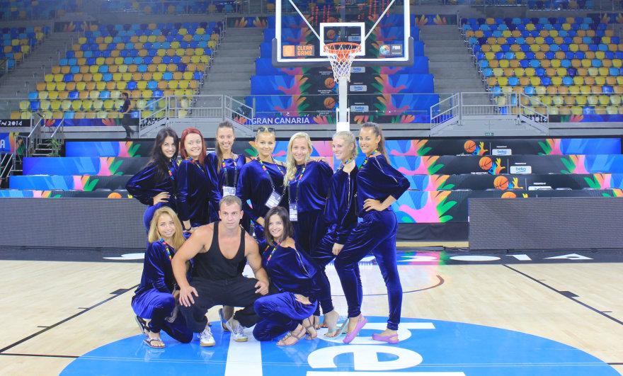"""Leader Dance"" šokėjų grupė"