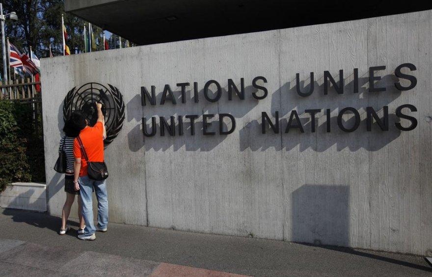 JTO (Jungtinių Tautų Organizacija)