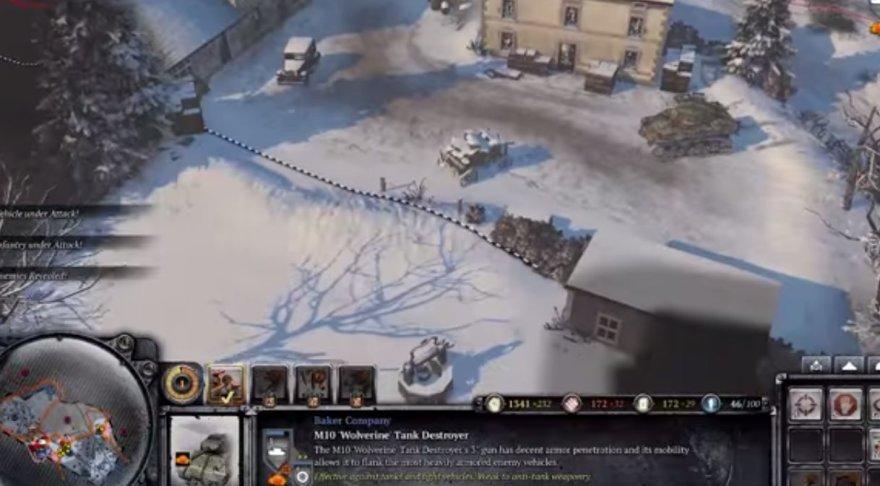 """Company of Heroes 2: Ardenes Assault"""