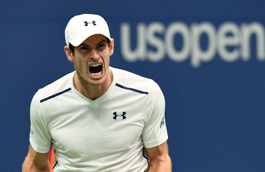 """Kei Nishikoris """"US Open"""" ketvirtfinalyje patiesė Andy Murray"""