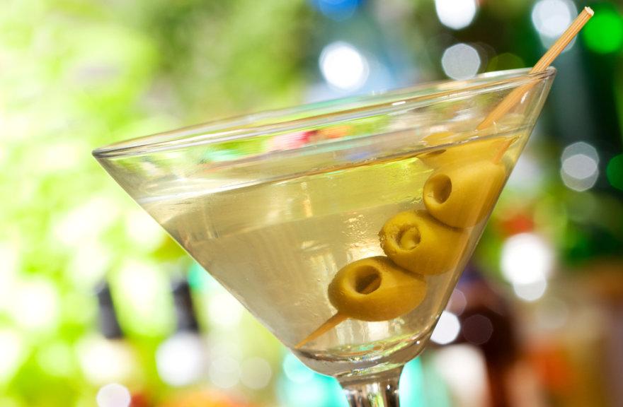 Martinio kokteilis