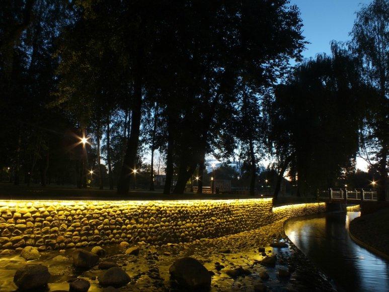 Koncertai vyks sutvarkytuose Marijampolės parkuose