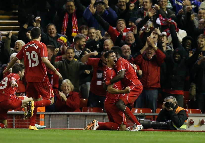 """Liverpool"" triumfas"
