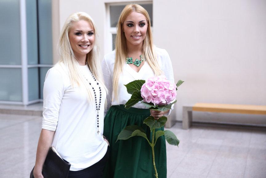 Natalija Bunkė ir Liepa Mondeikaitė