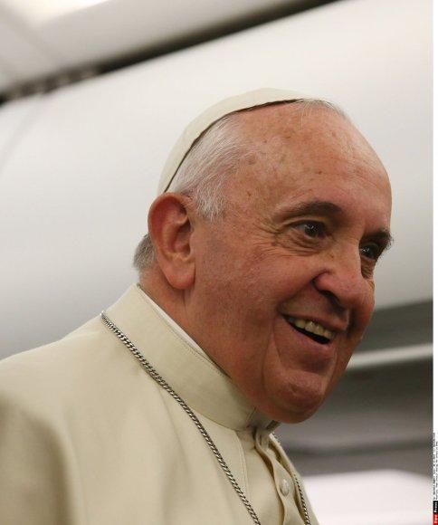 Popiežius Pranciškus Turkijoje