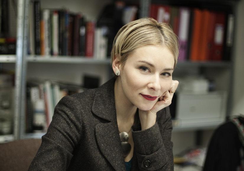 Juvelyrė-dizainerė Jurga Lago