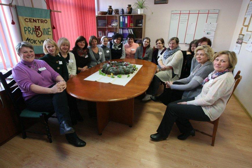 Pedagogų streikas Šiauliuose