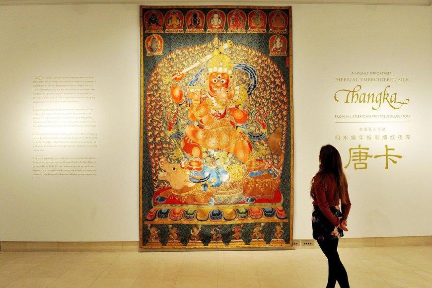 Tibetiečių tanka