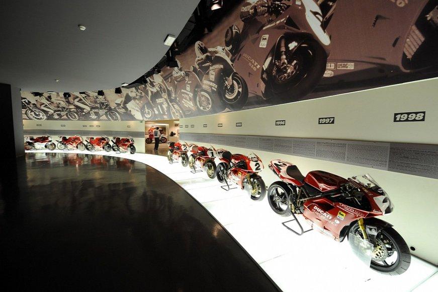 """""""Ducati"""" muziejus"""