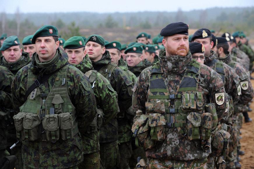 NATO pratybos