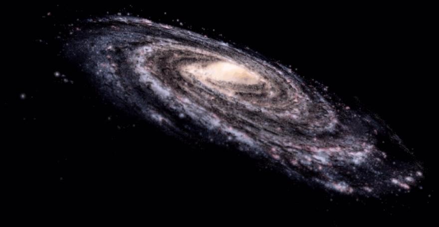 Paukščių Tako galaktika