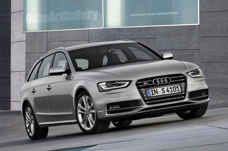 """""""Audi S4"""""""
