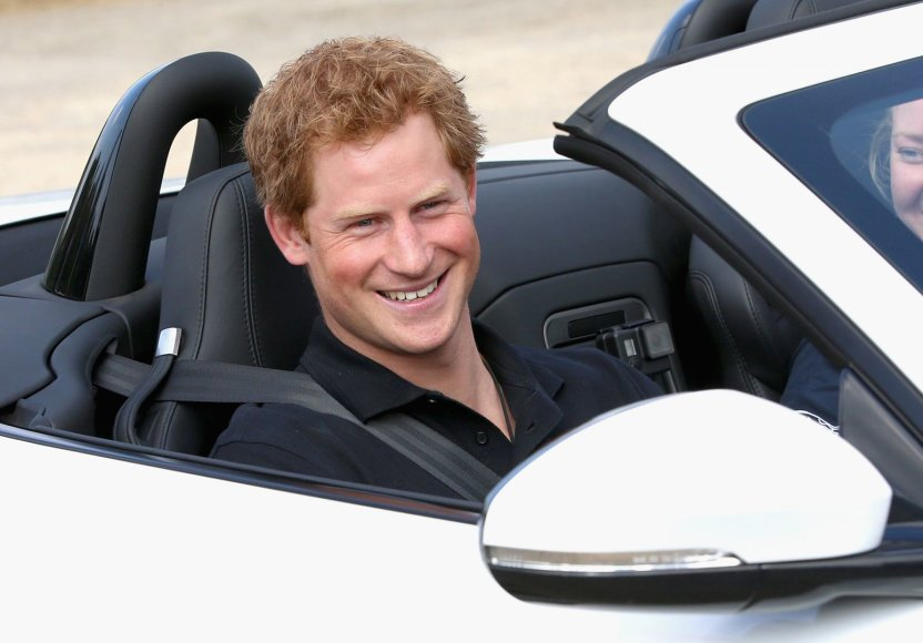 Princas Harry (2014 m.)