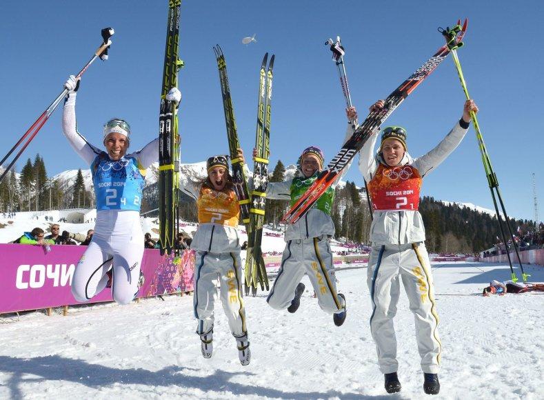 Švedijos komanda