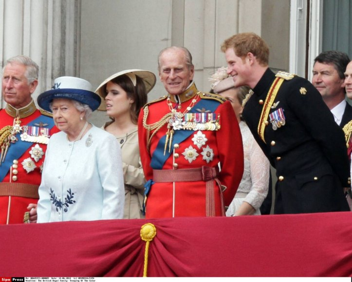 Karališkoji Didžiosios Brinatijos šeima