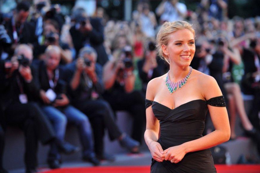 2 vieta – Scarlett Johansson