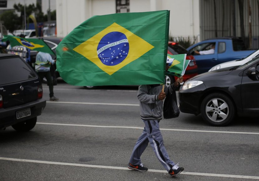 Brazilija, San Paulas
