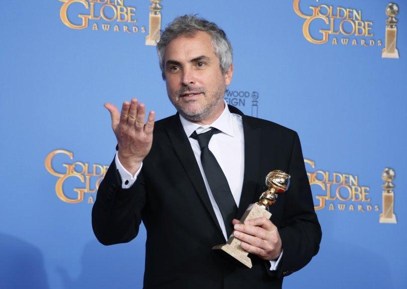 Alfonso Cuaronas – geriausias režisierius
