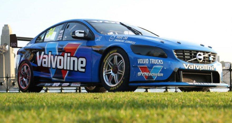"""Volvo Polestar Racing"" komandos automobilis"
