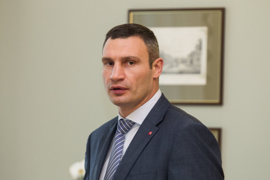 Vitalijus Klyčko