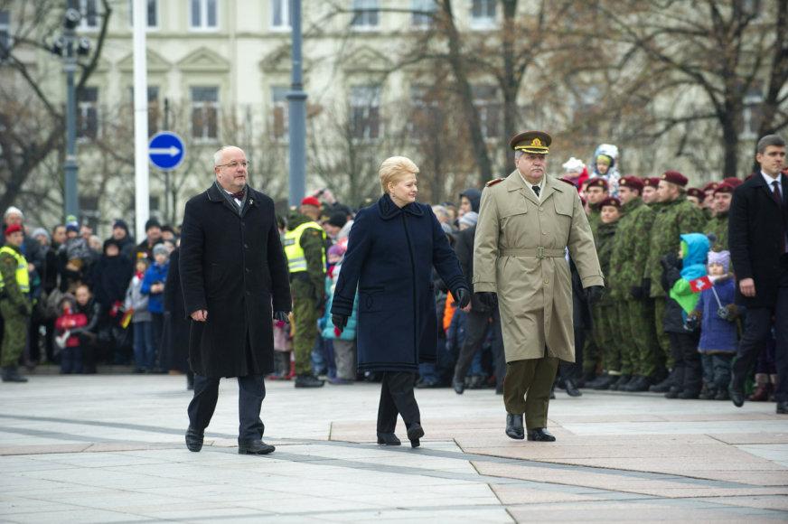 Juozas Olekas, Dalia Grybauskaitė