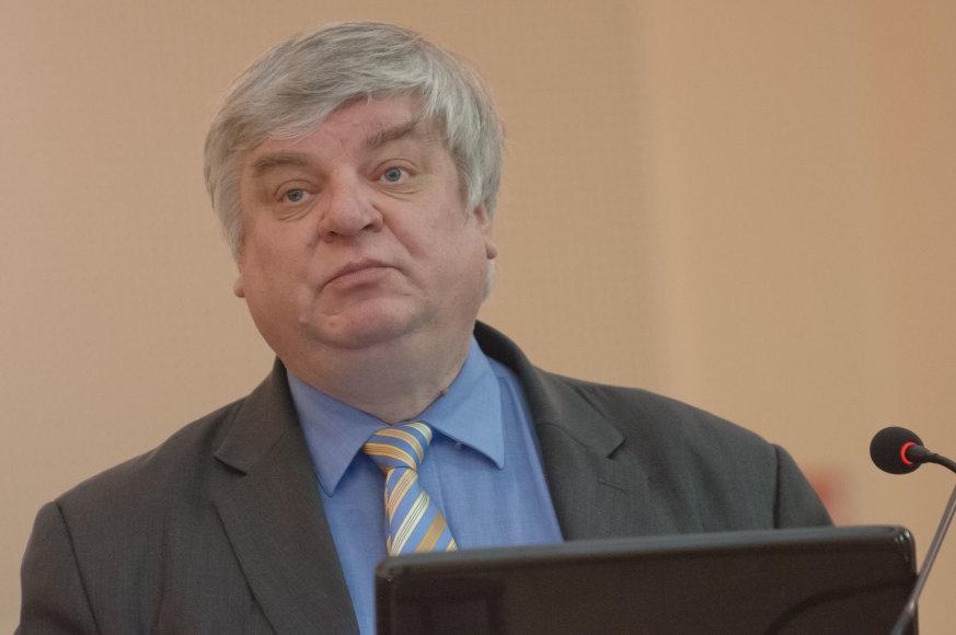 Lietuvos Respublikos Švietimo ir mokslo viceministras Rimantas Vaitkus