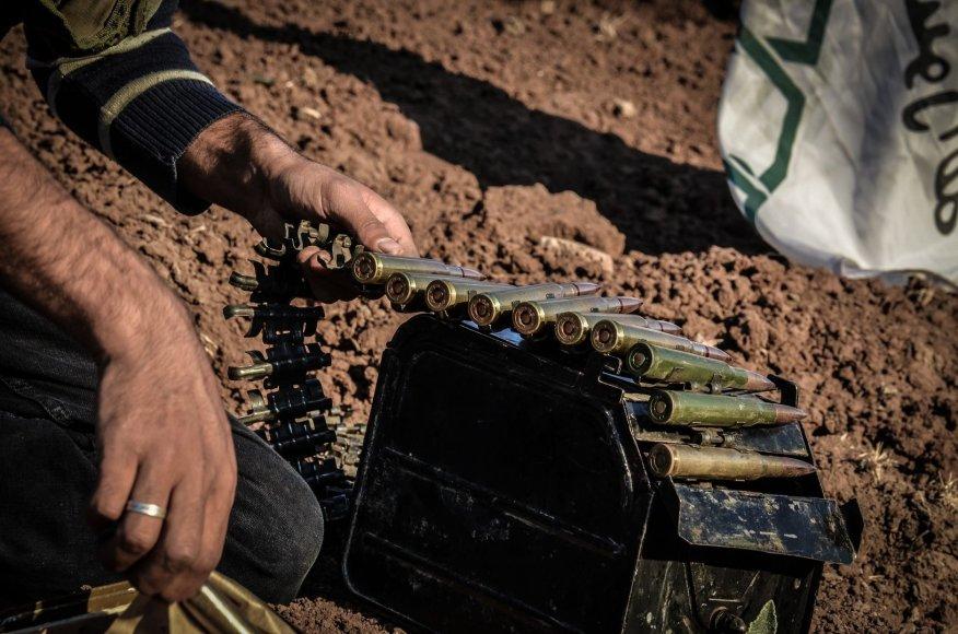 Kovos Sirijoje