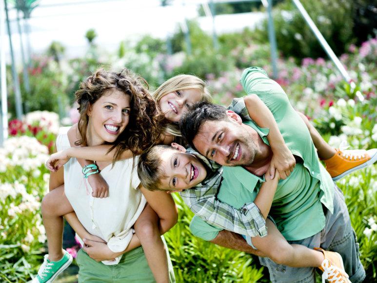 Brazilų šeima