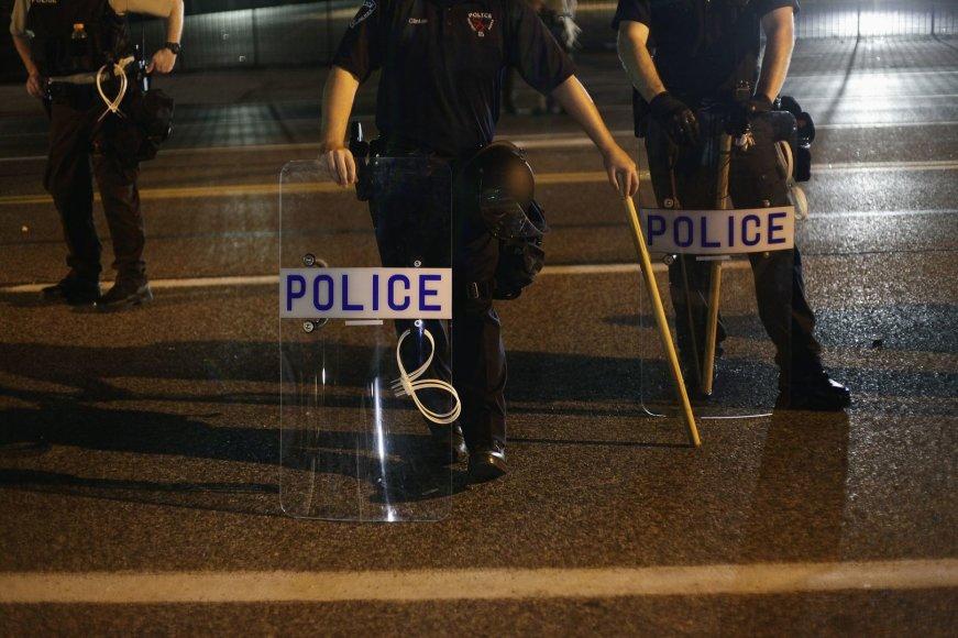 Policija Fergusone