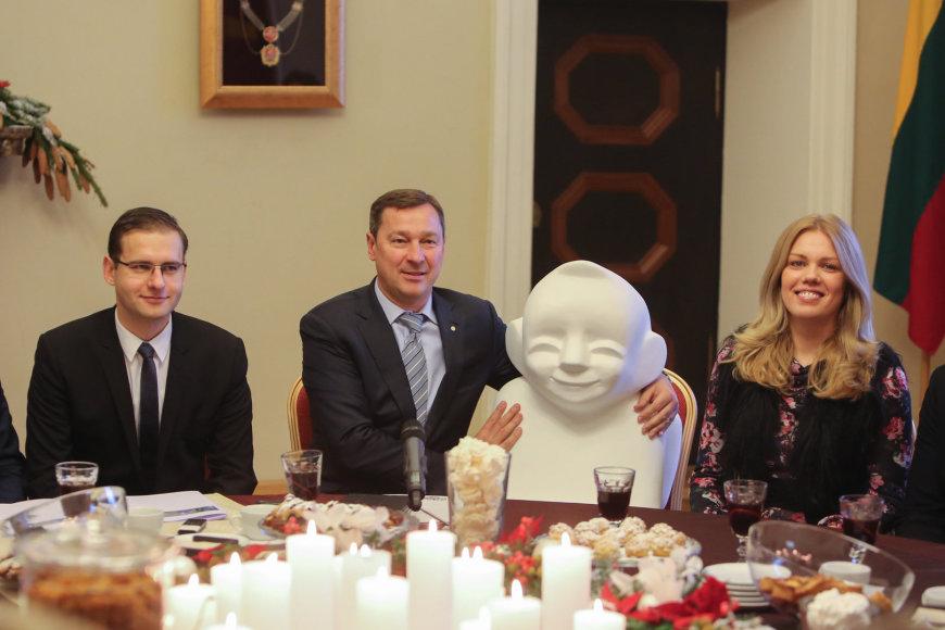 Vilnius pristatė savo Kalėdų programą