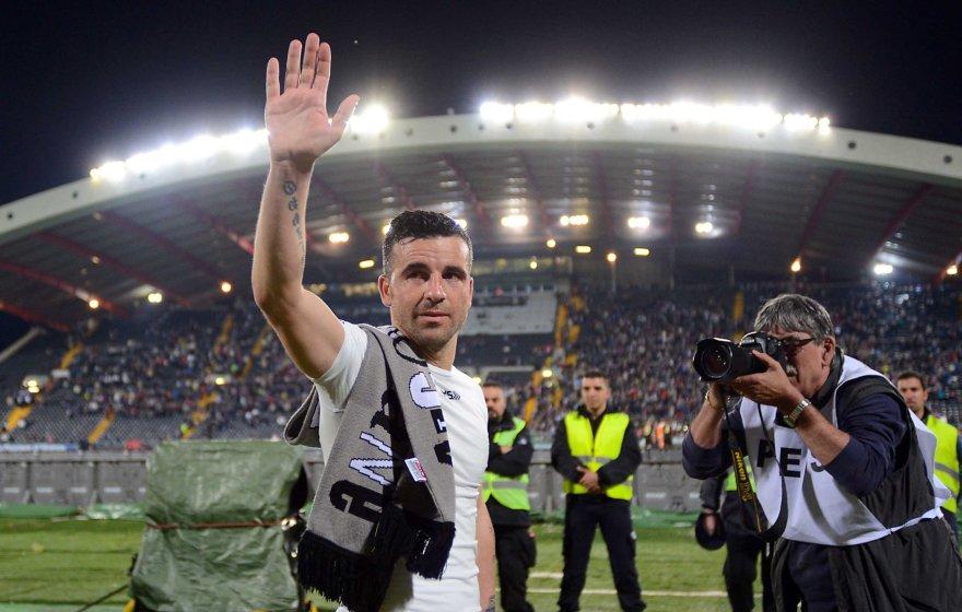 """Antonio di Natale atsisveikino su """"Udinese"""""""