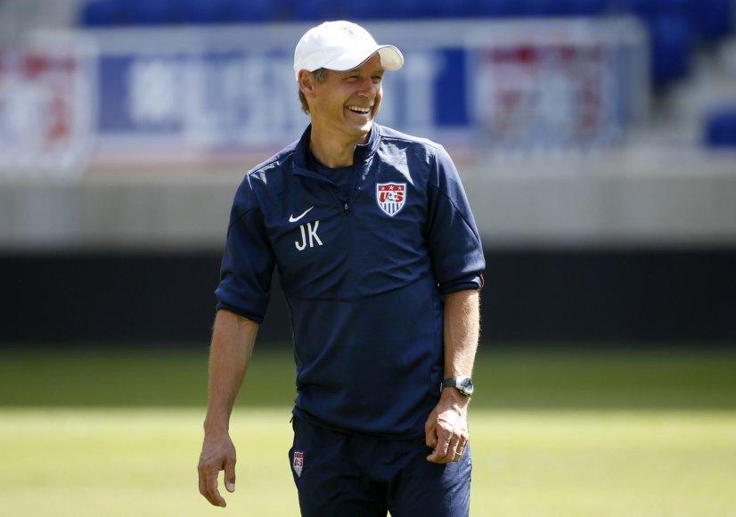 Jurgenas Klinsmannas – JAV